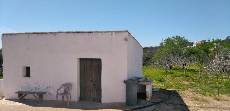 Quinta 2ha de terreno, situado no parque natural da Ria Formosa.
