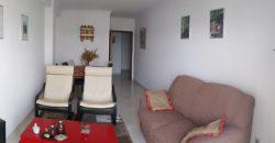 Apartamento com dois quartos e vista para a ria formosa na fuseta