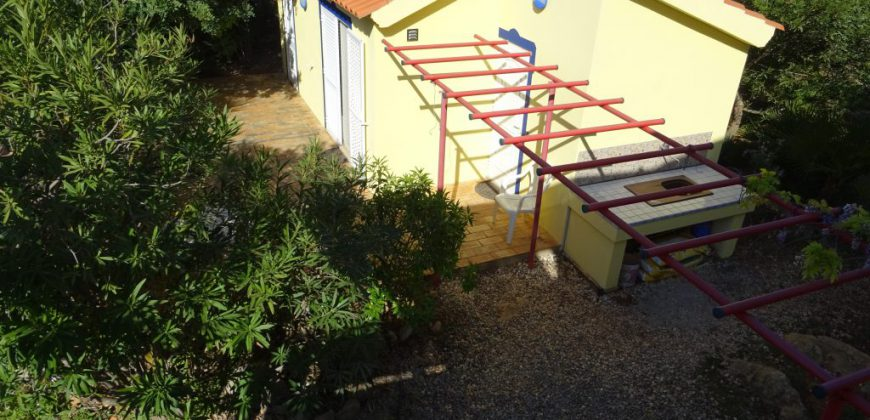 Schöne 4-Zimmer-Villa mit Meerblick, Pool, Sauna und Gäste Studio