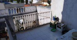Moradia típica na Fuseta com 2 quartos e quintal
